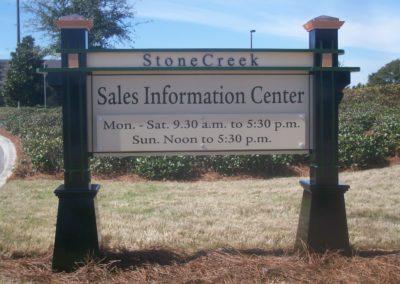 Stone Creek_Info Ctr.
