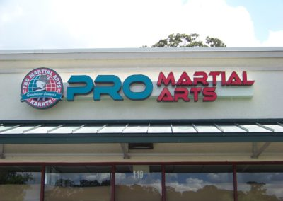 pro-martial-arts-sign-on-wall-picture